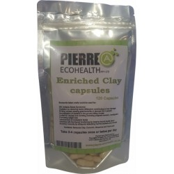 Enriched Clay Capsules
