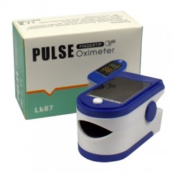 PULSE OXIMETER LK87